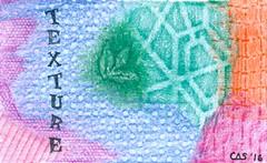 16JUL26icad (chaosatlanta) Tags: icad index card daily challenge cherylasmith pencil rubbings texture