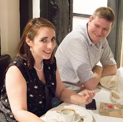 Sky & Chris (Brett Jordan) Tags: brett brettjordan httpx1brettstuffblogspotcom sky skypuddy 30thbirthdaymeal friendsrestaurant pinner