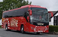 C2SBM  Mayne, Manchester (highlandreiver) Tags: c2sbm c2 sbm maynes coaches manchester plaxton bus coach gretna green scotland scottish