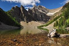 Lake Agnes (Just Peachy!) Tags: alberta canadianrockies banffnationalpark