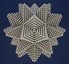 "Stellated Rhombic Triacontahedron Variation <a style=""margin-left:10px; font-size:0.8em;"" href=""http://www.flickr.com/photos/76197774@N08/17343892285/"" target=""_blank"">@flickr</a>"