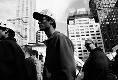 NYC edit 20 (Willliam Grob Photography) Tags: road lighting street leica nyc sky people blackandwhite bw white abstract black contrast america portraits buildings walking subway real happy photography born faces natural rangefinder again buskers unknown organic process society hobo m6 nastalgic day2day leicai familure