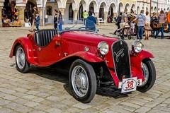 Walter Junior SS (The Adventurous Eye) Tags: walter classic cars ss meeting junior veteran revue telč sraz veteránů