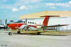 Beechcraft C-12 Huron, Cowtown Warbird Roundup (StevenM_61) Tags: airplane texas unitedstates aircraft navy beechcraft fortworth militaryaircraft c12 c12huron