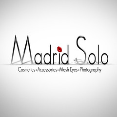 Madrid Solo - Logo 2015 (Square) (Madrid Solo) Tags: logo madridsolo