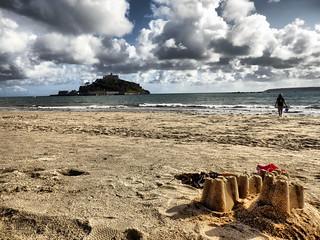 Castles, Marizion, Cornwall