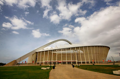 Moses Mabhida Stadium, Durban, South Africa (Bart's Dad) Tags: world africa sky cup football stadium south ground moses 2010 durban mabhida
