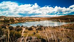 lake umayo / sillustani (JTBednarz) Tags: sea sky lake peru landscape meer himmel wolken samsung titikaka landschaft sillustani jarek puno nx nx2000 umayo flickrunitedaward jarektbednarz jarekbednarz