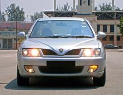 2004 Proton Waja 1.6 AT (ENH) in Ipoh, MY (10, Exterior) (Aero7MY) Tags: 2004 car sedan malaysia 16 saloon ipoh enhanced proton enh waja 16l 4door impian at 4g18