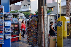 DSCF1941 (slavic-em) Tags: street streetphoto heraklion greece color fujifilm xt10 velvia newspapers