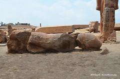 Broken statue (konde) Tags: statue ancient egypt delta hieroglyphs ramsesii cartouche tanis newkingdom 19thdynasty