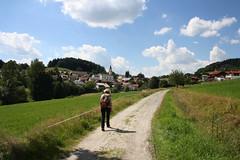 Hike from Maibrunn to Elisbathszell (onno de wit) Tags: germany bayern deutschland annemarie danube duitsland donau ticks bayerischerwald teken beieren stenglmar sanktenglmar elisabethszell beiersewoud maibrunn bavarianwoods