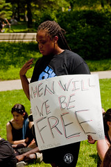 Black Lives Matter Chicago July 11 2016 4841 (www.cemillerphotography.com) Tags: march illinois downtown cops rally protest police milleniumpark africanamericans blacks racism genocide brutality racist integration shootings disposable apartheid murders separation exclusion segregation prejudice whitesupremacy minorities racialprofiling massincarceration