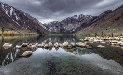 Convict Lake (shalabh_sharma7) Tags: california travel usa lake mountains reflection water clouds bravo rocks outdoor tokina sierranevada easternsierras convictlake sonya77ii