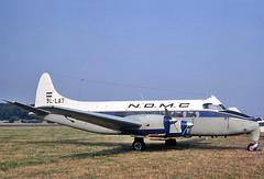 7756 (dannytanner804) Tags: uk england london heron cn de aircraft hill date reg owner biggin ndmc havilland 14025 airportcode egkb dh114 airlort 9llat 2091976