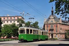Konstal N #602+456 MPK Pozna (3x105Na) Tags: konstal n 602456 mpk pozna mpkpozna polen polska poland tramwaj tram strassenbahn