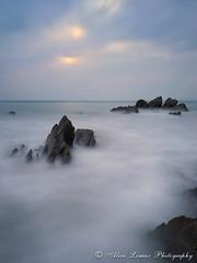 Whitsands Bay (Alan Lomax Photography) Tags: alanlomaxphotography beach coastal freathy rocks tideswatermovement whitsandsbay