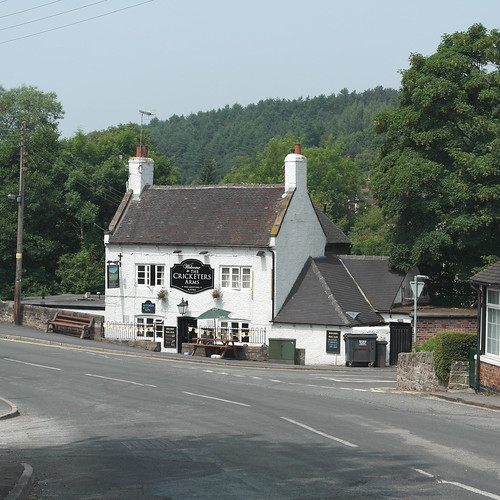 Oakamore, Cricketers Arms, Staffordshire 2013