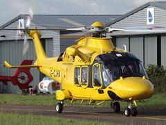 G-CJHA Agusta AW169 Helicopter (Aircaft @ Gloucestershire Airport By James) Tags: gloucestershire airport gcjha agusta aw169 helicopter egbj james lloyds