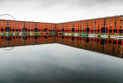 Albert Dock (stephenbryan825) Tags: albertdock liverpool reflection selects