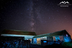 (Joaquim Pinho Photography) Tags: seaford south downs national park joaquim pinho milky way astrophotography dark skies night landscape brighton england uk