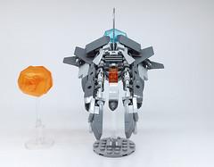 LEGO Nemesis VIC VIPER-14 (ToyForce 120) Tags: lego robot robots mecha mech mechanic legomech legomoc nemesis vicviper starfighter