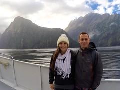 Croisière dans le Milford Sound