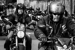 Hells Angels (Sue_Shaw) Tags: leather canon harleydavidson canoneos scull bikers hellsangels canon70200lf4 canon60d
