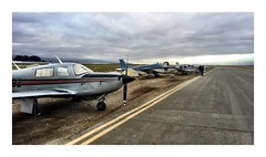 End of Taxiway Papa (- Adam Reeder -) Tags: aopa flyin salinas california adam reeder travel photography photos flickr phone go onthego 2015 awesome world photo cool spectacular