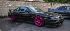 s14a (stuarthomas_) Tags: cars japan skunkworks jap jdm motorsport stance rota carporn s14 japspeed s14a rotawheels stanced cargang stanced200sx bavarianstance