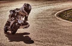 Starting another season (DaLi-A) Tags: race thringen pentax minimoto pocketbike k30 kurzer bernsgrn