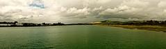 The Big Sky (bimbler2009) Tags: fujifilms9900w water movement urbanlandscape sky clouds outdoor