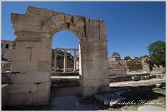 La bibliothèque d'Hadrien (Christophe Hamieau) Tags: athens athènes europe greece grèce antic antiquité greektemple pierres ruin ruine ruines ruins stones templegrec