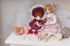 Bunka doll (Muri Muri (Aridea)) Tags: cute ball doll super bjd   vs dollfie volks abjd bunka ningyo jointed