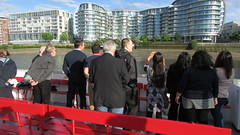 Team Boat Cruise 1 (cherylea_cater) Tags: london thames river rainbow boattrip shard countyhall teamnight