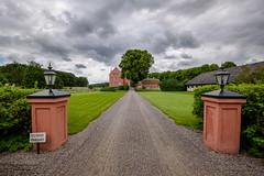 _DSC4266 (Robert Petersson) Tags: castle chateau gsevadholm gsevadholms slott stream vatten