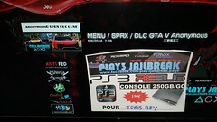 20160805_074124 (play3jailbreak) Tags: play3 jailbreak achat acheter commander ps3 slim 250gb dex rebug 475 manette joris bey envoi france mondial relay