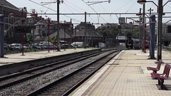 Belgie, Namur, SNCB Class 96 EMU (Nik Morris (van Leiden)) Tags: sncb nmbs railway spoorwegen bahn belgium belgi namur trains alstom am96 panasonicv720