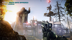 KILLZONE SHADOW FALL - FOREST 06 (iAwesomus) Tags: killzone helghast isa vsa helghan iawesomus