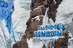 Antarctica (zachclarke) Tags: seaworld seaworldorlando seaworldparks seaworldentertainment buschgardens orlando fl florida themepark amusementpark marinepark marinelifepark ride rides 2016 summer july nikon nikond5100 d5100 zachclarke zachclarke2 antarctica empireofthepenguin darkride