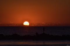 Espera (juliosabinagolf.) Tags: nikon nikkor d3300 sol sun sunset serenidad amanecer mar cielo marmenor lamanga murcia