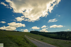 Clouds are Photographers friend... (Double.D - Photography) Tags: sky clouds forest canon landscape outside outdoor meadow wiese himmel wolken sigma explore 1020mm landschaft wald schwarzwald blackforest landweg doubled stbenwasen canon600d