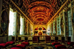 The Music Room At Fontainebleau (gr8fulted54) Tags: tonemapped hdr aurorahdr on1 nikon d7100