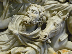 Ludovisi Battle Sarcophagus (SixthIllusion) Tags: roma rome italy travel monument museum altemps palazzo sculpture sarcophagus