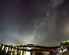 Under the stars (ToMpI97) Tags: stars night croatia milkyway milky way astro photography darkness village light pollution