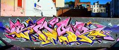 St Pauls (SMAK TOWN) Tags: smak graffiti bristol st pauls wilder street letters