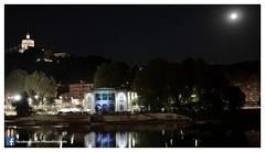 Torino by Night - Luglio 2016 Riccardo Evola 42 (Riccardo Evola) Tags: torino turin night city po murazzi piazzacastello palazzomadama piazzasancarlo piemonte turismo