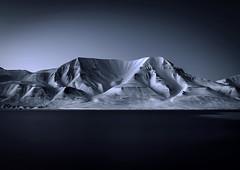 Spitsbergen (isabelle.bacher) Tags: spitsbergen svalbard hjorthfjellet winter darkseason polarnight norway arctic spitzbergen norwegen dunkelzeit beautyful seascape