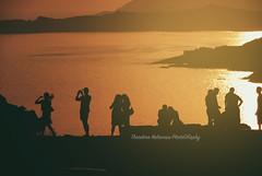 (Theodora Kalavesis) Tags: sounio greece greek silhouettes people theodorakalavesis theodorakalavesisphotography theodora