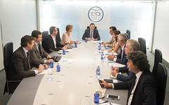 Mariano Rajoy preside la reunin del Comit de Direccin (Partido Popular) Tags: rajoy marianorajoy pp comitededireccion